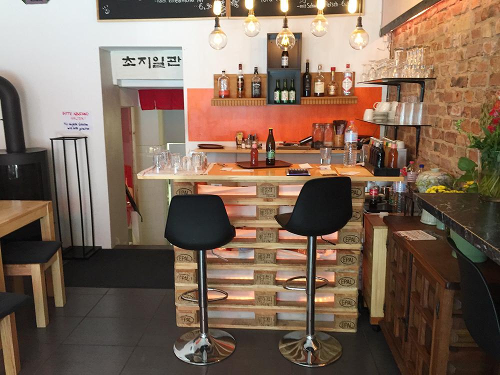 Möbel Aus Europaletten Bauen U2013 Restauranttresen