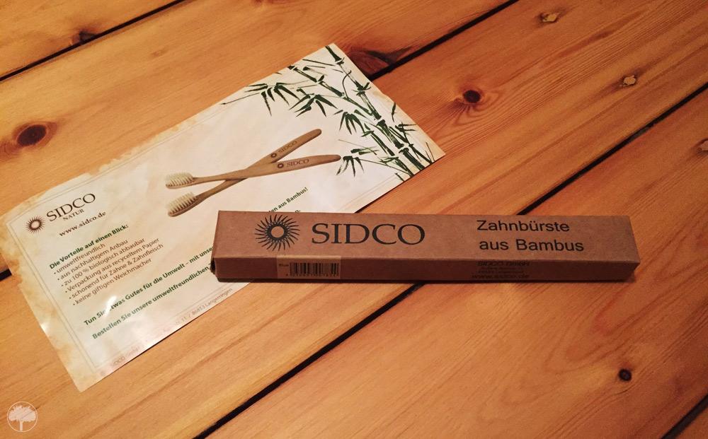 Holzzahnbuerste aus Bambus